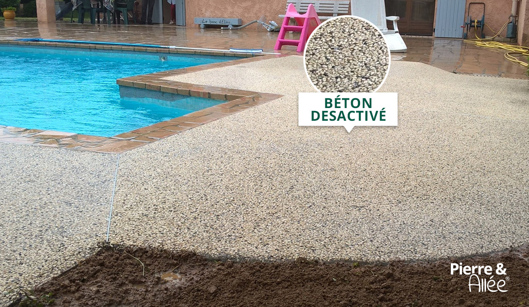 beton desactive